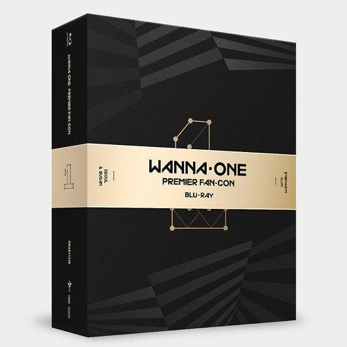 Blu-ray : Wanna One - Premier Fan-con (Asia - Import, 3PC)
