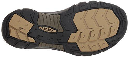 Pictures of KEEN Men's Newport Hydro-M Sandal Steel Grey/Paloma 7