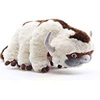 "(19.7"")New Upgrade Appa Plush Figure, 3D Plush Animals Toy ,Appa Throw Pillow Toys,Soft plushie Doll Toys,Animals Cattle…"