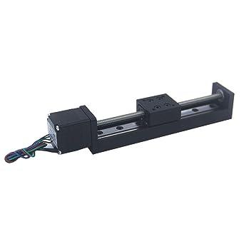 Módulo lineal T6 / 1 tornillo 100 mm de recorrido efectivo ...