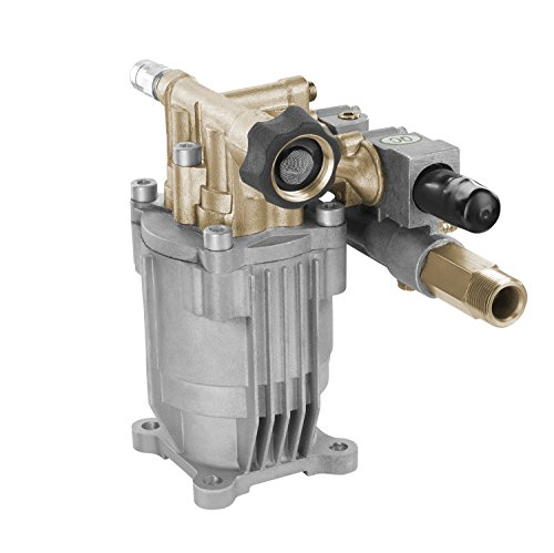 PowerFit AUN31098 Horizontal Brass PW Pump