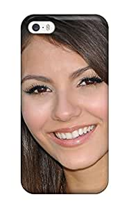 Iphone 5/5s Case Cover Victoria Justice Case - Eco-friendly Packaging