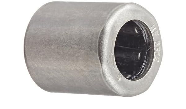 INA HF0612 rodillo embrague, Drawn Cup, plástico, extremo abierto, métricas, 6 mm ID, 10 mm OD, 12 mm de ancho: Amazon.es: Amazon.es