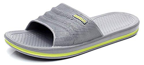 chaussures pantoufles Bain adulte de House mousse de les Sandales Salle sur plage Slip Semelle pour antidérapant Think de douche de nbsp; piscine Mule diapositive q7ETxA