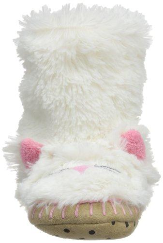 hatley  Kids Slouch SL3CACA001,  Unisex - Kinder Hausschuhe Kitty