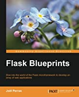 Flask Blueprints Front Cover