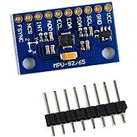 MPU 9250 GY-9250 SPI/IIC Comunicaciones Módulo de actitud