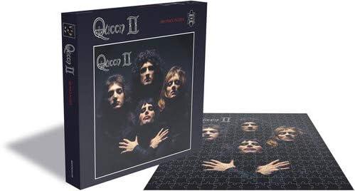 500 Piece Jigsaw Puzzle Queen Queen II