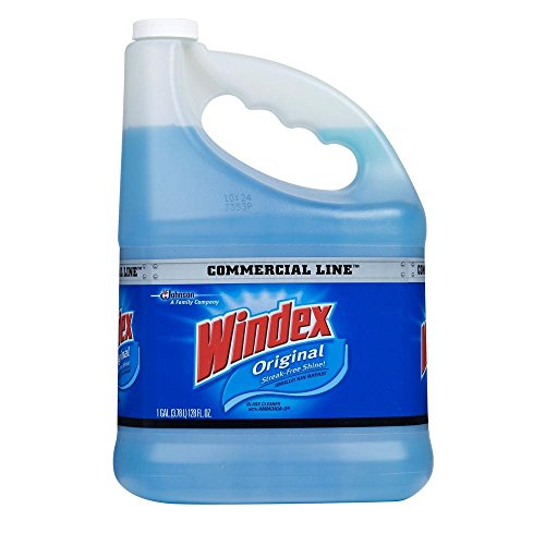 (Windex Glass Cleaner Refill Commercial Line Original Powerized 128 oz. (4-Pack))