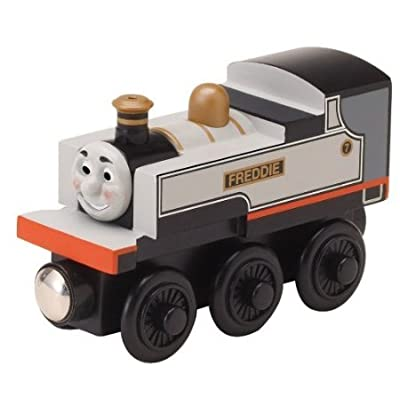 Thomas And Friends Wooden Railway - Fearless Freddie: Toys & Games