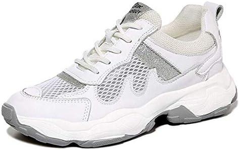 XIANGYANG Zapatos para Correr para Mujer, PU Lady Running Shoes ...