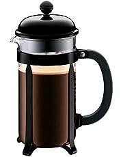 Bodum Chambord French Press Coffee Maker, Medium, Black
