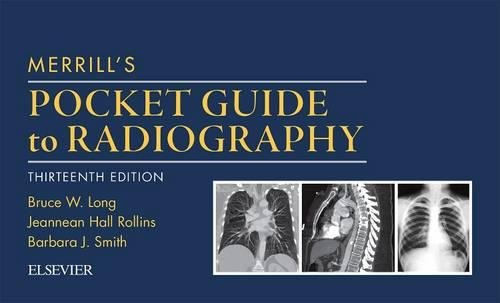 Merrill's Pocket Guide to Radiography, 13e