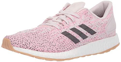 adidas Women's Pureboost DPR Running Shoes, True Pink/Carbon/Orchid Tint, 9 M US