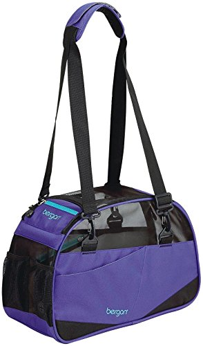 Bergan Voyager Comfort Carrier - Purple - Small ()