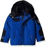 Diesel Boys' Bubble Jacket Sherpa Lined Hood