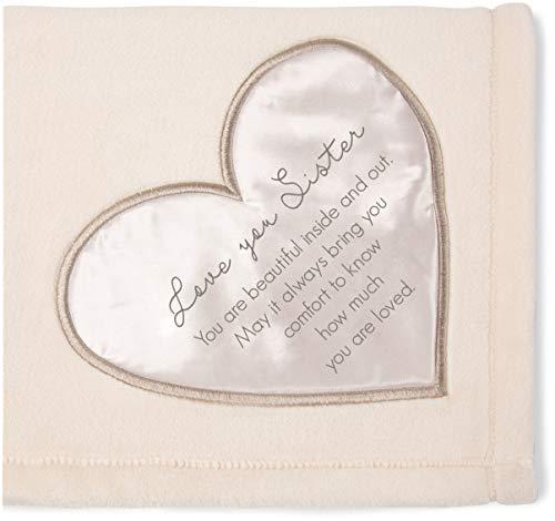 Pavilion - Love You Sister Thick Warm 320 GSM Royal Plush Throw Blanket