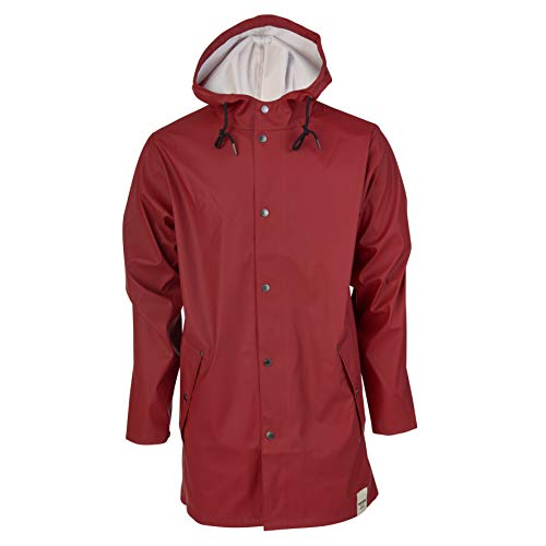 Rain Mujer Tretorn Jacket Wings Oak Red Chaqueta wSWRI5Wq