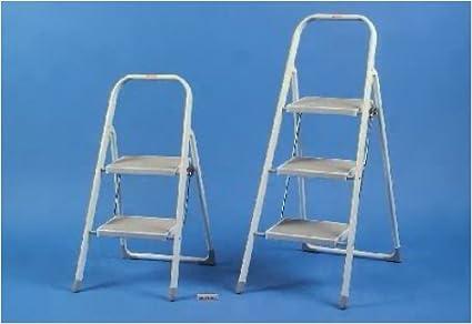 Peachy Leifheit Mobile Medium 2 Step Folding Ladder Amazon Co Uk Cjindustries Chair Design For Home Cjindustriesco