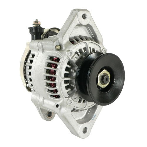 - DB Electrical AND0170 New Alternator For Toyota Forklift Lift Truck 27060-76305, 5Fd-10 5Fd-14 5Fd-15 5Fd-18 5Fd-20 5Fd-23 5Fd-25 5Fd-28 5Fd-30 111018 100211-6930 100211-6931 400-52022 ALT-5094 12184N