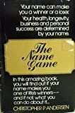The Name Game, Chris Anderson, 0515048577