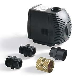 Algreen 500GPH Rain Barrel Pump Kit