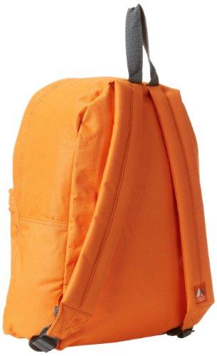 Orange Backpack Basic Everest Basic Eggplant One Purple Everest Size tq1Ow1C8