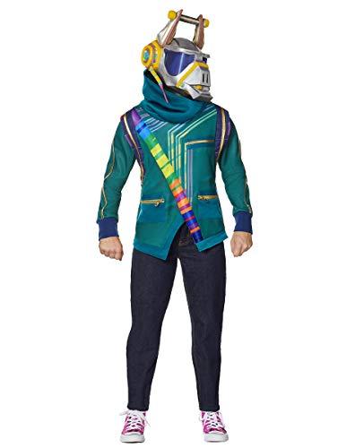 Spirit Halloween Kids DJ Yonder Fortnite Costume | Officially Licensed