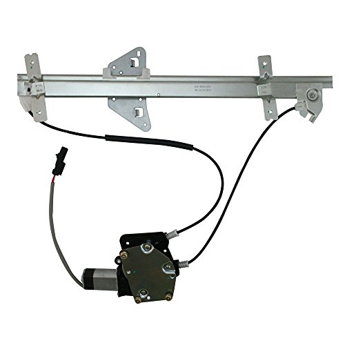 SUNROAD Front Right Passengers Side Replacement Power Window Regulator with Motor Assembly for Dodge 1998 1999 2000 2001 2002 2003 Durango & 2000-2004 Dakota