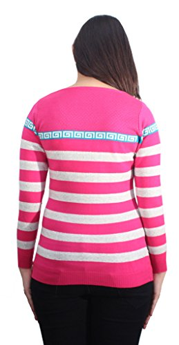 Romano - Sweat-shirt - Femme Rose Rose
