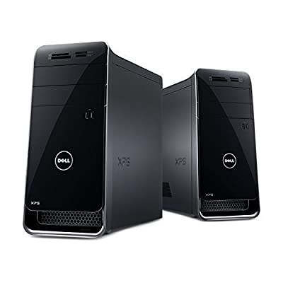 Dell XPS 8900 Desktop - Intel Core i7-6700 6th Generation Quad-Core Skylake up to 4.0 GHz, 16GB DDR4 Memory, 256GB SSD + 2TB SATA Hard Drive, 2GB Nvidia GeForce GT 730, DVD Burner, Windows 10