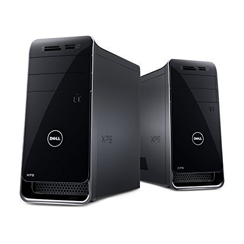 UPC 808791039557, Dell XPS 8900 Desktop - Intel Core i7-6700 6th Generation Quad-Core Skylake up to 4.0 GHz, 8GB DDR4 Memory, 512GB SSD + 3TB SATA Hard Drive, 4GB Nvidia GeForce GTX 745, DVD Burner, Windows 10