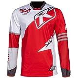 Klim XC Men's MotoX Motorcycle Jersey - Red / Medium