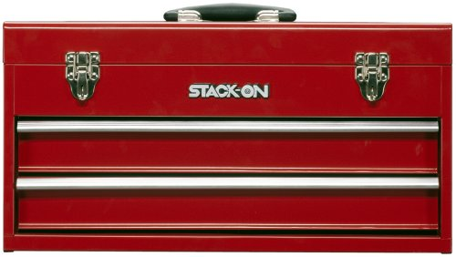 nch 2-Drawer Portable All Steel Tool Chest (Large Double Action Knife)