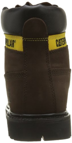 Chocolate Marrón Botas Hombre para Caterpillar Colorado wI4BxnX