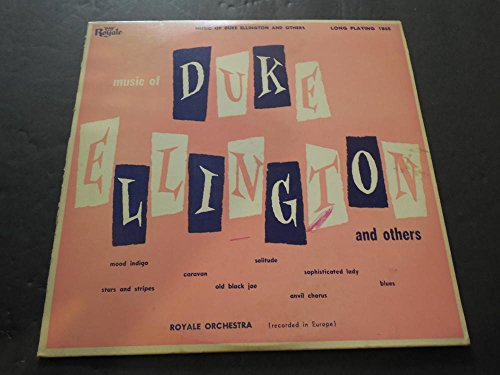 - Music of Duke Ellington and Others, Royale Records 1865 VG 10