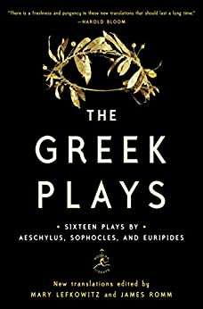 Download PDF The Greek Plays - Sixteen Plays by Aeschylus, Sophocles, and Euripides