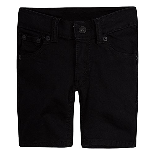 - Levi's Boys' Toddler 511 Performance Shorts, Black Stretch, 3T