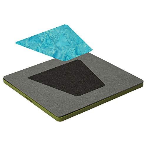 - AccuQuilt GO! Fabric Cutting Dies; 6-1/2 inch; Tumbler
