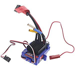 Traxxas 1/10 Slash 4x4 Ultimate * WATERPROOF VXL-3s ESC VELINEON SPEED CONTROL *