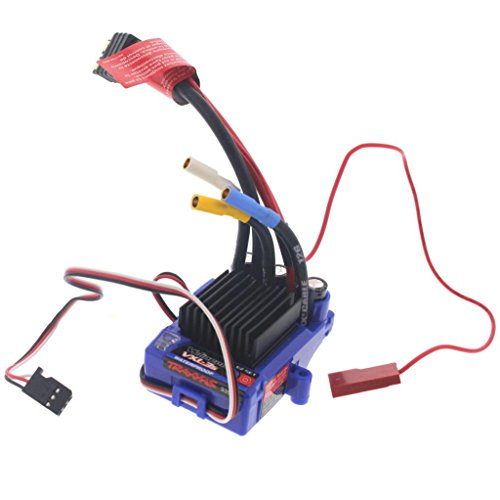Traxxas 1/10 Slash 4x4 Ultimate * WATERPROOF VXL-3s ESC VELINEON SPEED CONTROL * by Traxxas