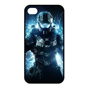 TYH - Frank J. Underwood's Shop Master Chief Halo 4 Cover Case for ipod Touch 4-Touch 4RTL055HL phone case