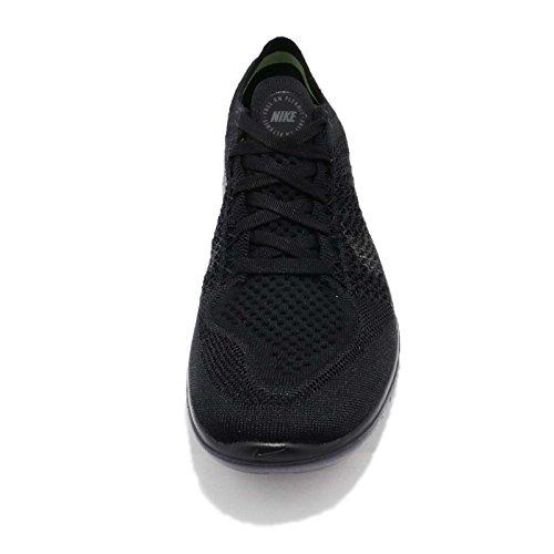 Scarpe Flyknit Free Donna Black Nike Damen Run Laufschuh Anthracite Running 2018 AqwYpax