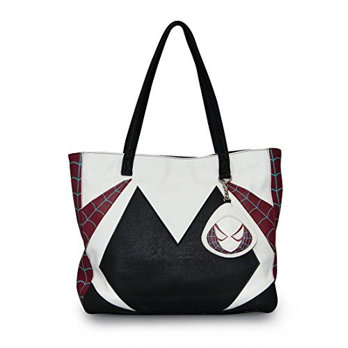 Comic Costume Gwen Stacy (Loungefly Marvel Spider Gwen Tote)