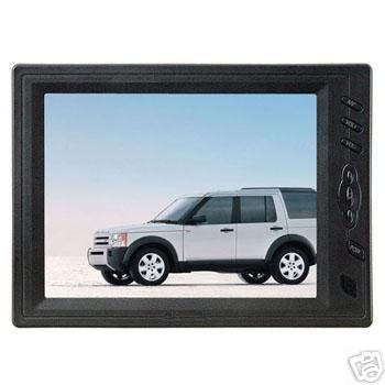 Lilliput 8-inch 4:3 Stand-alone CAR Pc Tft-lcd Touchscreen VGA Monitor BY VIVITEQ INC (Monitor Stand Lcd Alone)