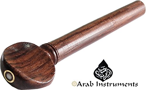 Set of 12 Pro Rosewood Pegs for Oud - Class A by Arab Instruments