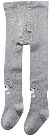 幼児赤ちゃん子供女の子弓ストッキング漫画クマ暖かいパンティーホースパンツズボン