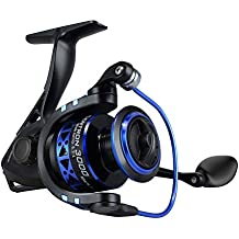 KastKing Summer Spinning Reel Light Weight Ultra Smooth Powerful Spinning Fishing Reel 9 +1 BB [2016 New Generation Release]