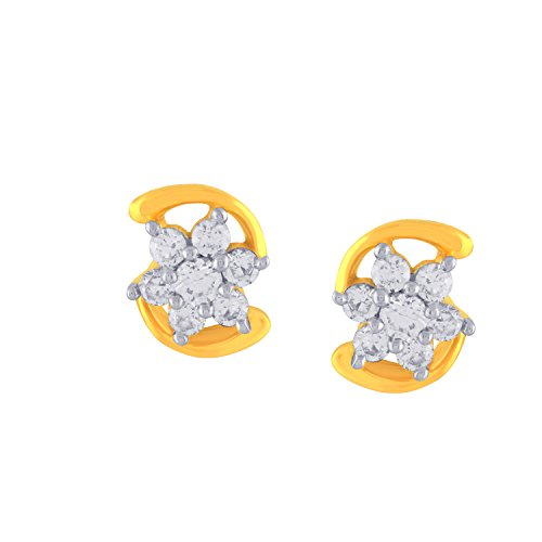 0.4 Ct Diamond Earrings - 8