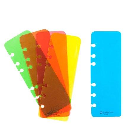 Pocket Ring-bound Pagefinder Multi-Color Pack